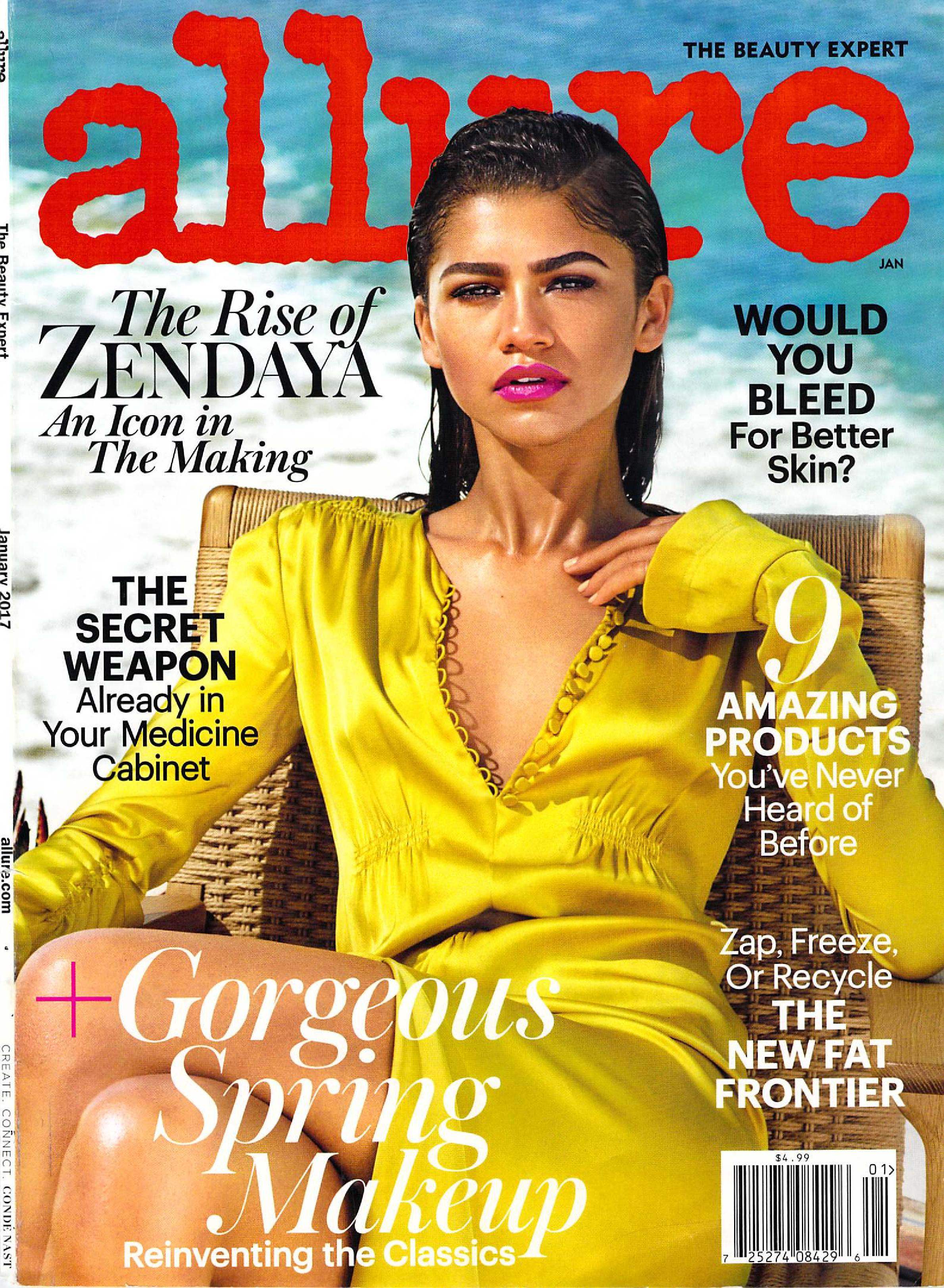 The Allure Cover